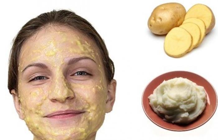 جربي وصفة البطاطس للتخلص من الهالات السوداء