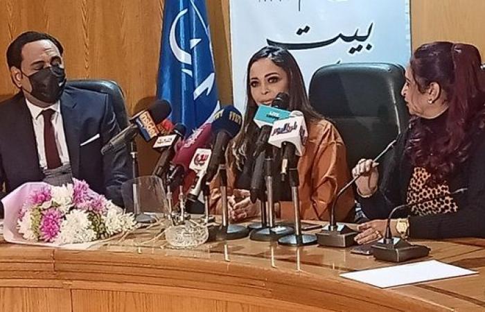 داليا البحيري: خالد سرحان كوميديان شاطر جدا وعيبه بيدخل الحمام كتير