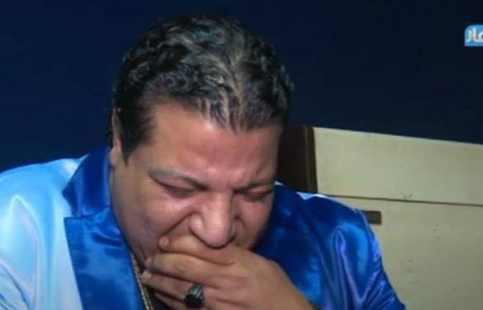 ضهرنا انحنى خلاص.. انهيار أبناء شعبان عبد الرحيم في البكاء | فيديو