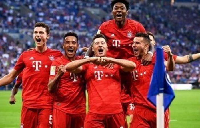 دوري أبطال أوروبا.. بايرن ميونخ يفقد خدمات 7 نجوم أمام لاتسيو