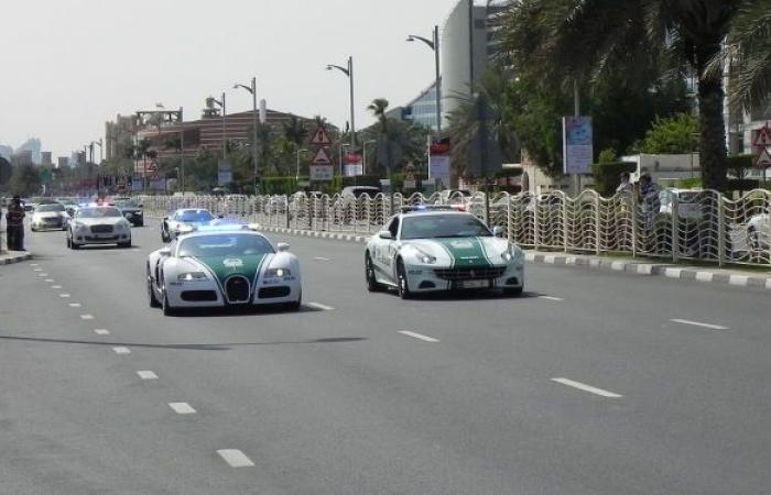 نكاية فيه... امرأة ترتكب 15 مخالفة مرورية في أبو ظبي بسيارة طليقها