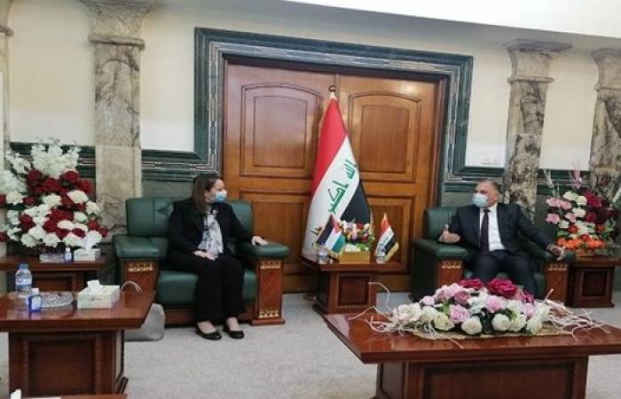 وفد الاقتصادي الاردني يبحث في بغداد تعزيز التعاون المشترك واقامة المدينة الاقتصادية