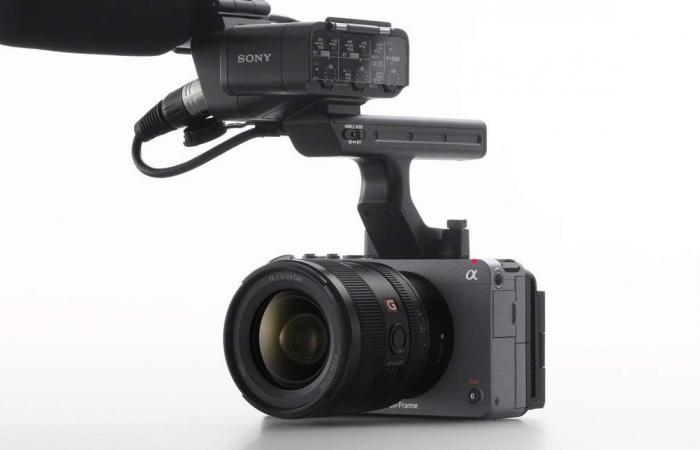 سوني تطلق كاميرة FX3 من خط إنتاجها السينمائي بسعر يبدأ من 5000 دولار