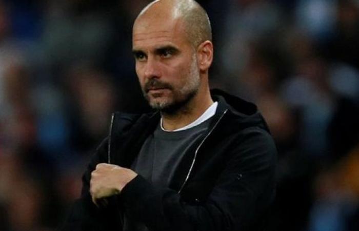 جوارديولا يعلن غياب لاعب واحد في مانشستر سيتي عن موقعة مونشنجلادباخ