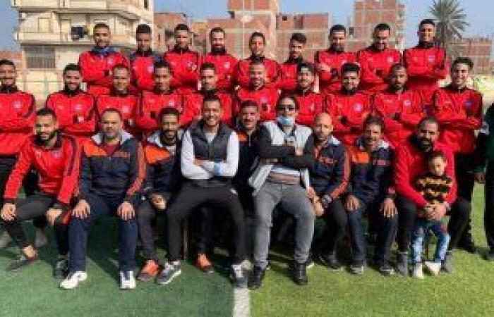 تشكيل فريق أشمون فى مباراته اليوم أمام مصر المقاصة بكأس مصر
