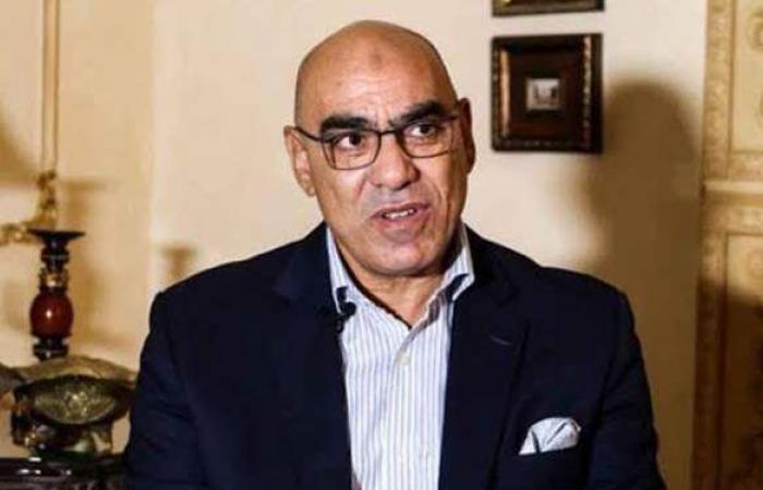 هشام نصر يرد على قرار إيقافه من الدولي لليد في مؤتمر صحفي