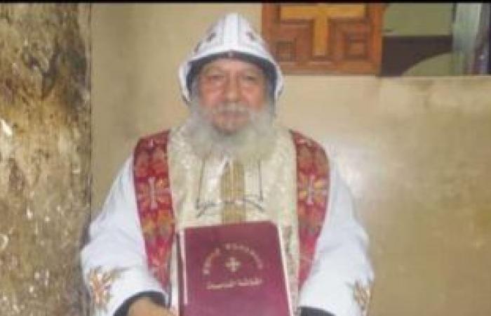 وفاة الراهب روفائيل النقلونى والبابا تواضروس يقدم التعازى