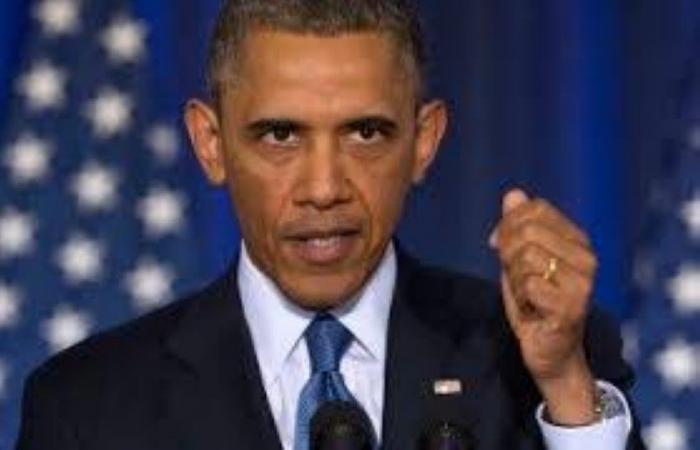 لماذا كسر أوباما أنف زميله؟