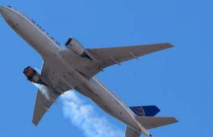 """المجلس الوطني الأمريكي لسلامة النقل يكشف سبب حريق محرك طائرة """"بوينج 777"""""""
