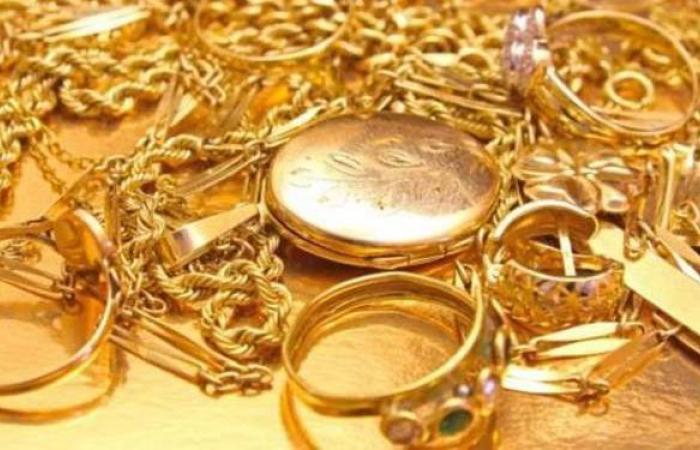 أسعار الذهب اليوم الثلاثاء 23-2-2021 في مصر