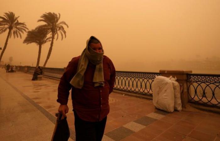 الأرصاد المصرية في تحذير مفاجيء: سحب رعدية تتوجه إلى القاهرة بعد ساعات