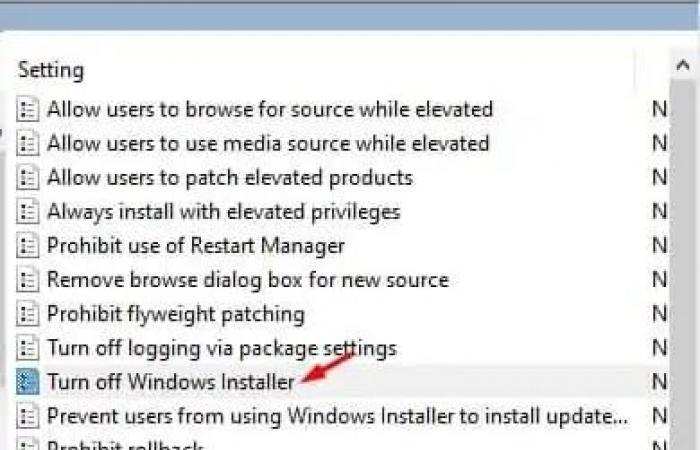 كيف تمنع تثبيت البرامج على الكمبيوتر يعمل بنظام ويندوز Windows 10