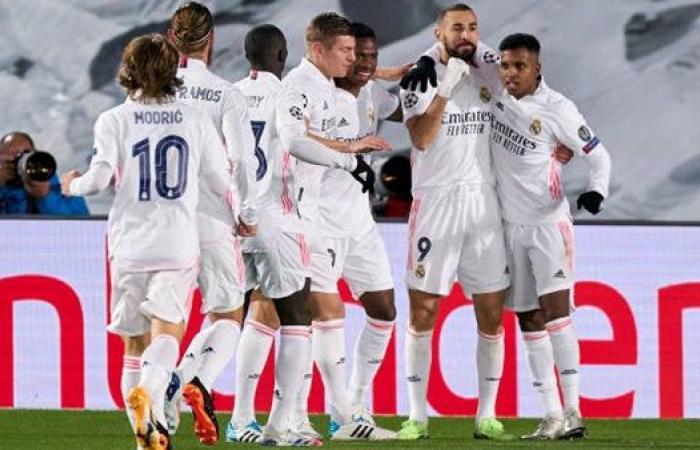تعرف على الغائبين عن ريال مدريد ضد أتالانتا في دوري الأبطال