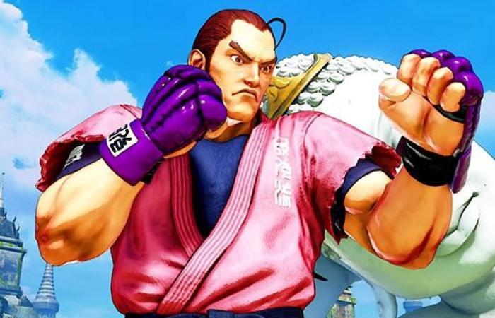 الكشف عن أحدث الوافدين الجدد للعبة القتال Street Fighter V
