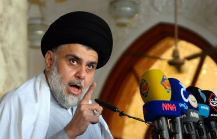 """مقتدى الصدر يوجه """"رسالة قوية"""" ردا على قصف المقار الدبلوماسية في العراق"""