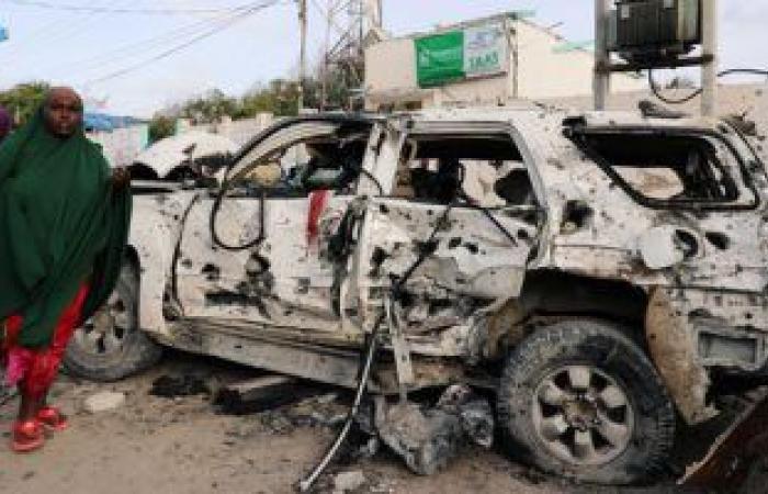 سماع دوي انفجار ضخم في مركز شرطة بالعاصمة الصومالية مقديشيو