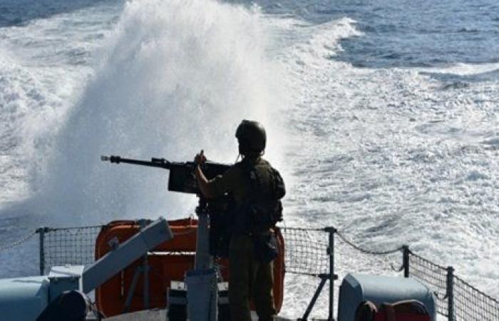 الجيش الإسرائيلي يعلن إحباط تهديد أمني قبالة سواحل غزة