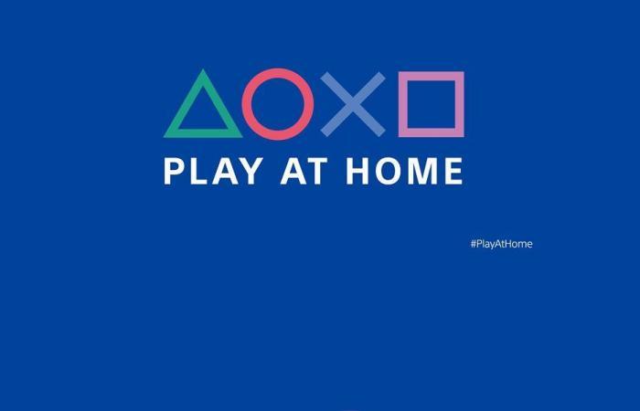 خدمة Play At Home ستعود لبلايستيشن مع هدايا نسخ كاملة من الألعاب