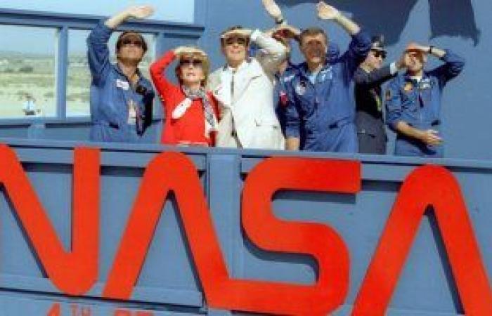 """علماء ناسا يعرضون تسجيلا مصورا لهبوط """"برسيفيرانس"""" التاريخى على المريخ"""