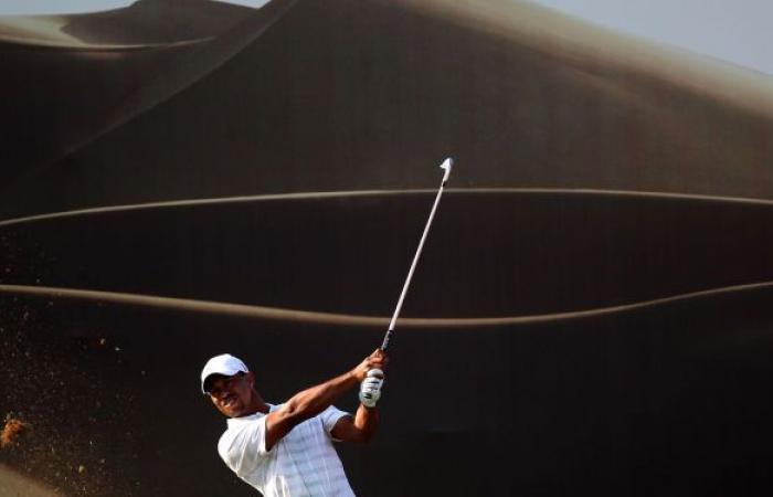 تعرض أسطورة الغولف الأمريكي تايجر وودز لحادث خطير... فيديو