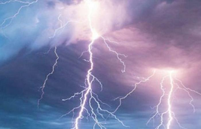 الأرصاد تحذر: سحب رعدية وأمطار خلال ساعات