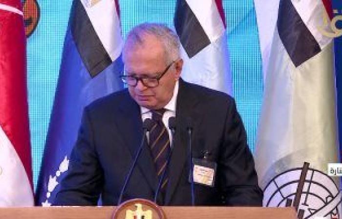 محمد العرابى يؤكد وجود توافق مصرى أمريكى على حل القضية الفلسطينية