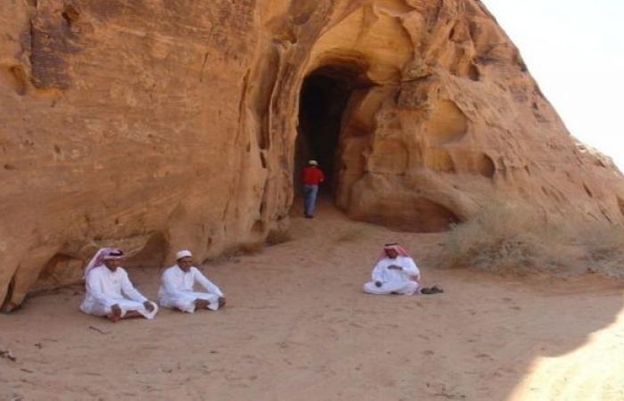 كهوف السعودية... تاريخ علمي ومستقبل سياحي واعد… صور