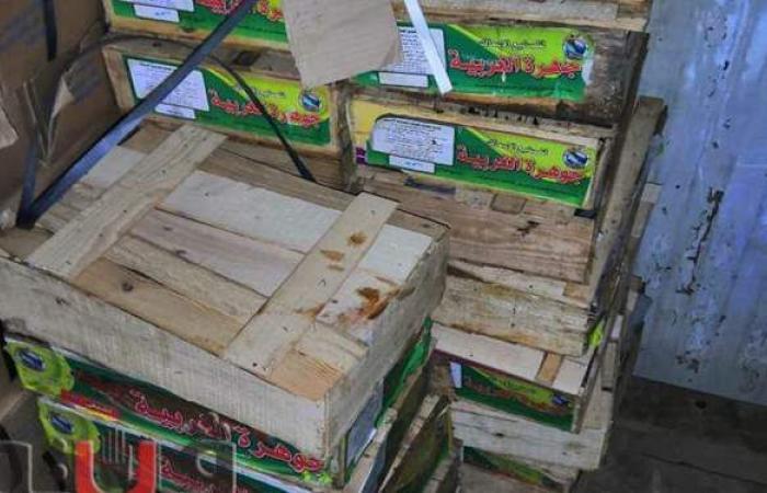 حملات مكبرة على الأسواق ومصانع الأغذية لمواجهة الغش التجاري بالغربية | صور