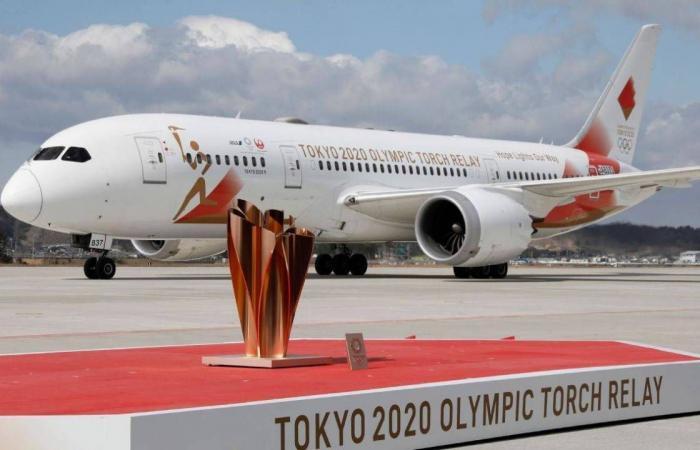 شعلة «طوكيو 2020» تُثير الجدل رغم القيود الصارمة