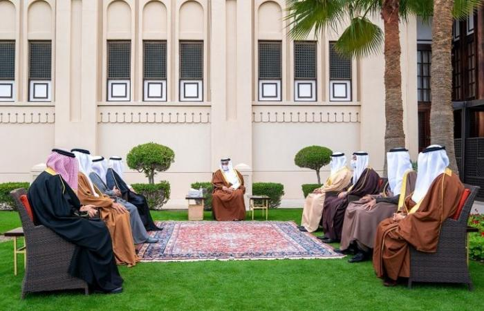 ولي عهد البحرين: السعودية هي العمق الاستراتيجي للأمتين العربية والإسلامية