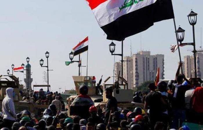 مقتل متظاهر في ذي قار خلال صدامات مع قوات الأمن العراقية
