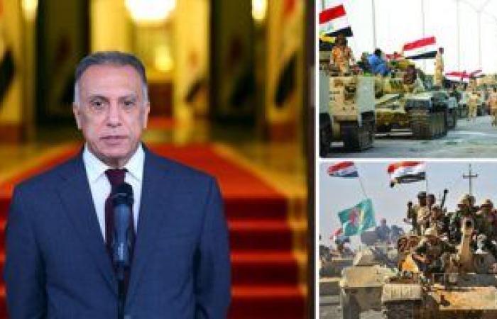 وسائل إعلام عراقية: 16 جريحا بينهم 5 من رجال الأمن فى تظاهرات الناصرية