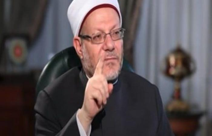 المفتي: إطلاق الشائعات للتشكيك في إنجازات السواعد المصرية إثم