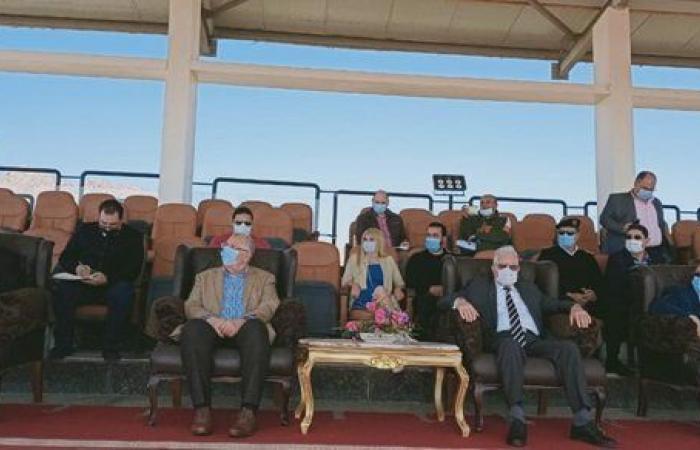 لتنشيط السياحة.. توفير الرعاية البيطرية لمضمار سباق الهجن بـ شرم الشيخ