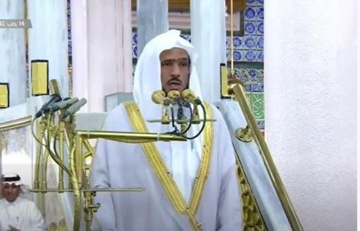 خطيب المسجد النبوي : الاستخارة تنير درب المستقبل
