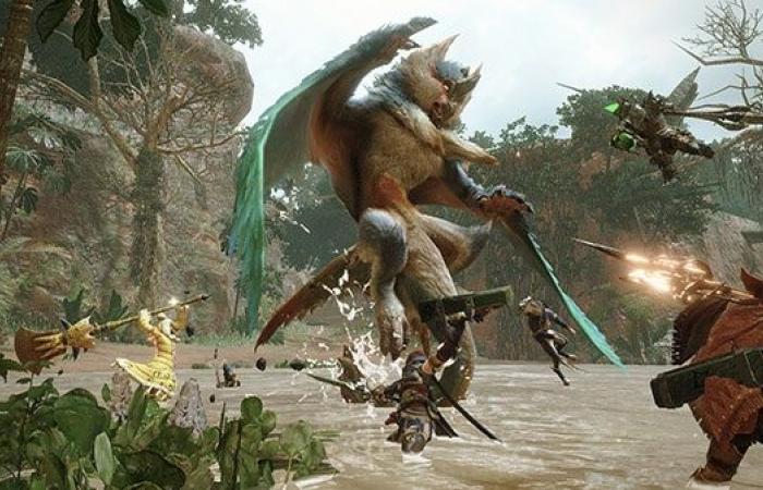 لعبة Monster Hunter Rise قادمة للحاسب في أوائل 2022