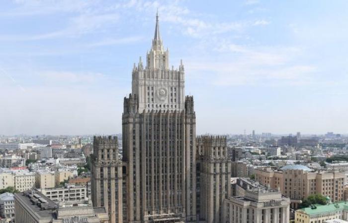 الخارجية: موسكو تدعو الاتحاد الأوروبي لعدم التدخل في الشؤون الداخلية لمولدوفا