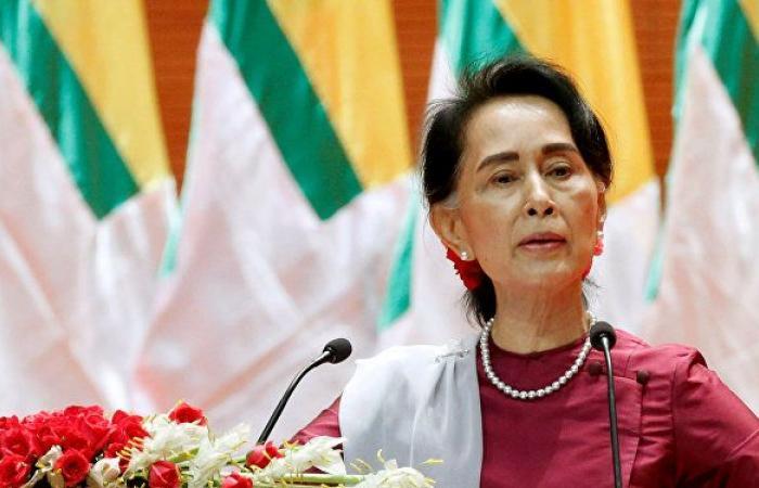 السلطات العسكرية في ميانمار تنقل مستشارة الدولة السابقة إلى مكان غير معروف