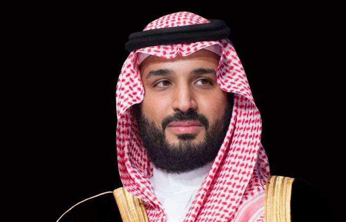 ولي العهد يتلقى اتصالين هاتفيين من رئيسي الوزراء والبرلمان العراقيين