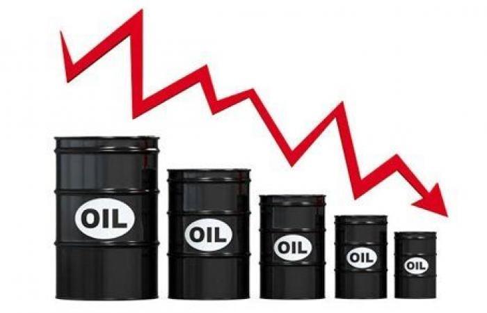 """انخفاض سعر خام """"برنت"""" بنسبة 0.73 %"""