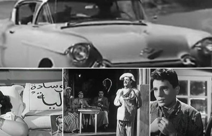 أنت اللي هتغني يا منعم.. أشهر سيارة رافقت العندليب في شارع الحب.. صور