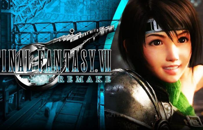 إضافة Final Fantasy 7 Remake Yuffie تقدم فصلين من الأحداث الجديدة