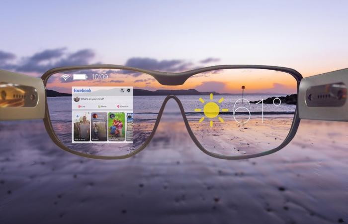 فيسبوك تقلل التوقعات بشأن نظارتها الذكية القادمة