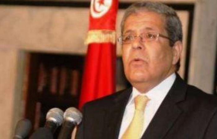 وزير خارجية تونس: ندعم حل القضية الفلسطينية على أساس حل الدولتين