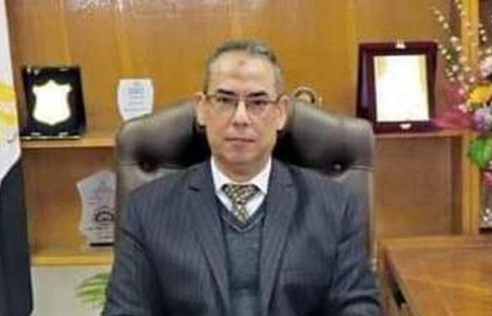 ياسر محمود مديرا للتربية والتعليم بالقليوبية