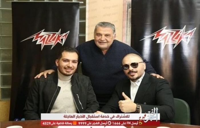 """البوب ستار رامي عياش.. يجدد تعاقده مع """"مزيكا"""""""