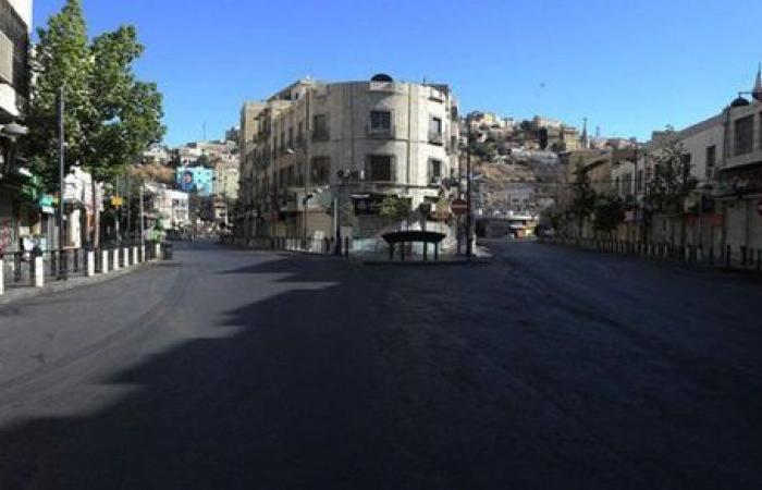بدء سريان الحظر الشامل في الأردن