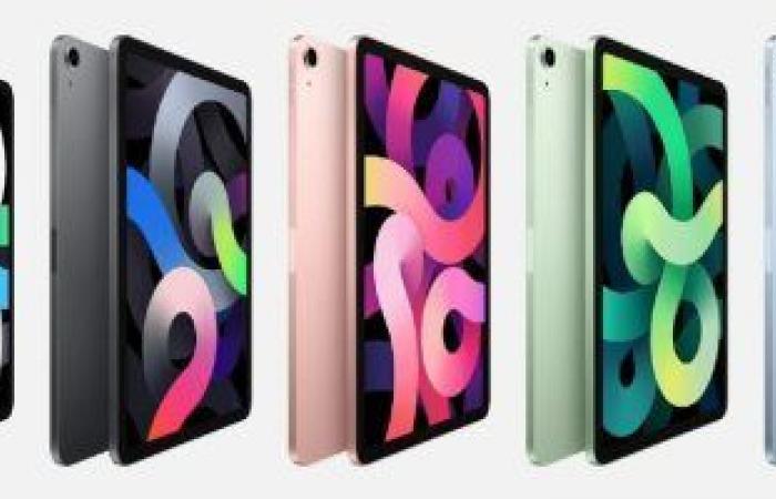 إيه الفرق؟.. أبرز الاختلافات بين جهازي iPad Air 2020 وiPad Pro