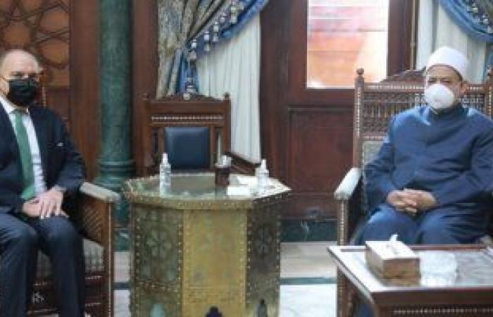 شيخ الأزهر يهنئ الملك عبد الله الثانى بمناسبة مرور 100عام على تأسيس الأردن