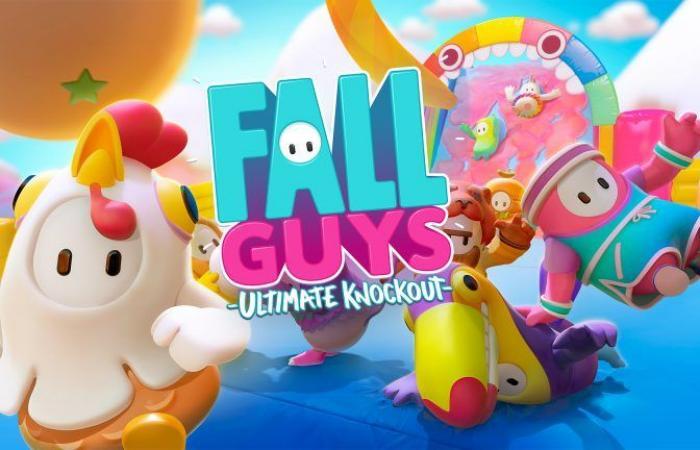 لعبة Fall Guys: Ultimate Knockout تبقى متوفرة على Steam
